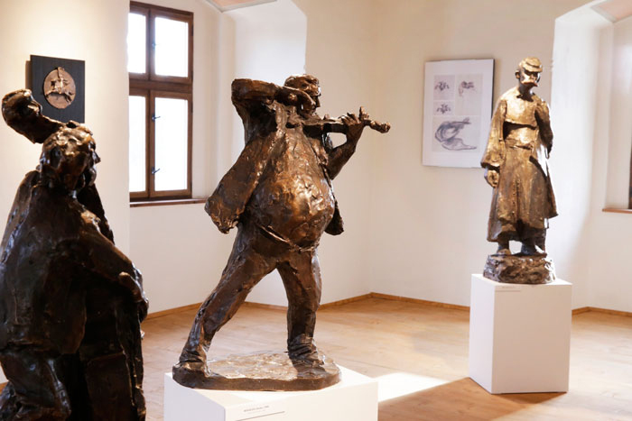 Permanent exhibition of Professor Ján Kulich opened on October 23, 2012